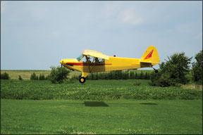 Correct Landing Approach