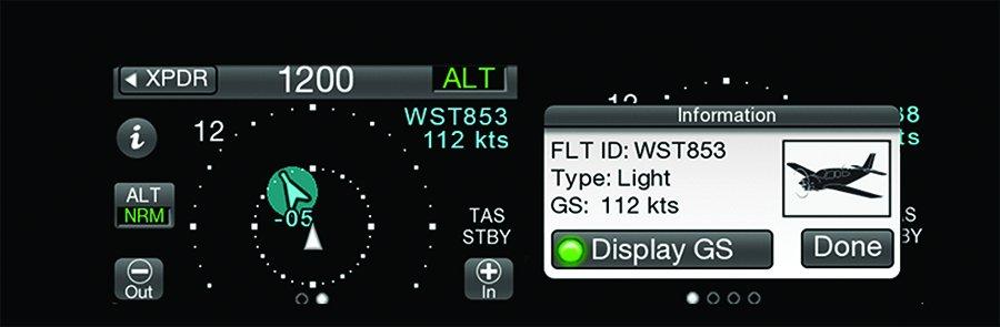 L-3 NGT-9000 1090ES ADS-B system