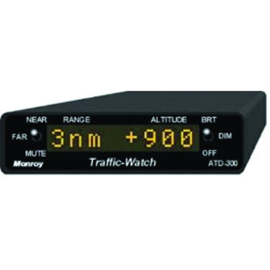 Monroy ATD-300 Traffic Watch instrument