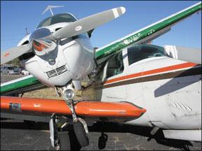 Beech Bonanzas Plane Crash