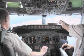 Cockpit Emergency