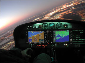 Electronic Flight Displays