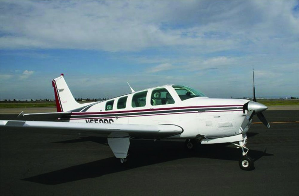 Beechcraft B36TC Turbo Bonanza