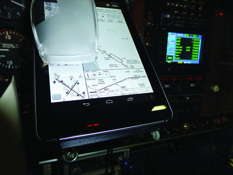 tablet flight plan