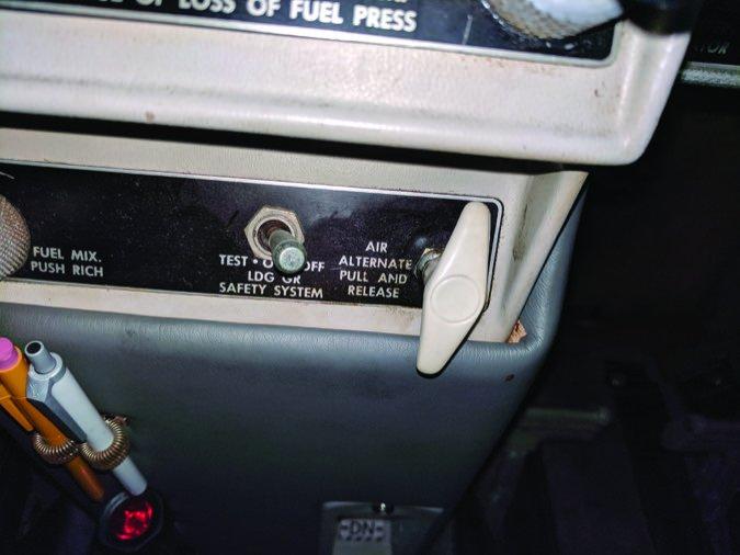 alternate air handle