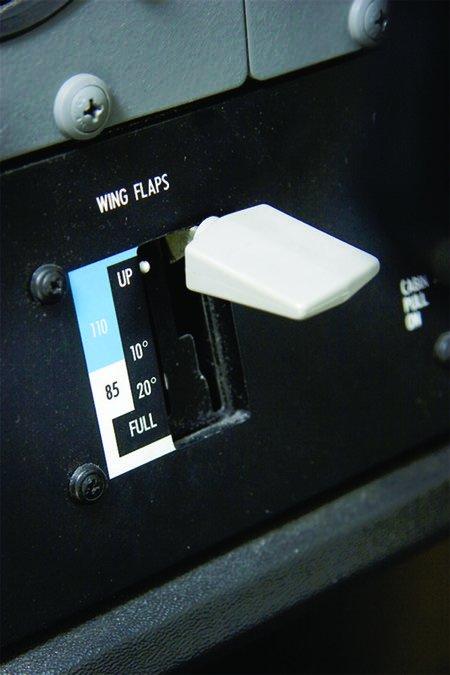 a white switch