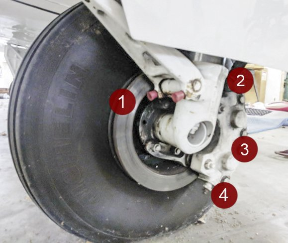 1234diagram of wheel