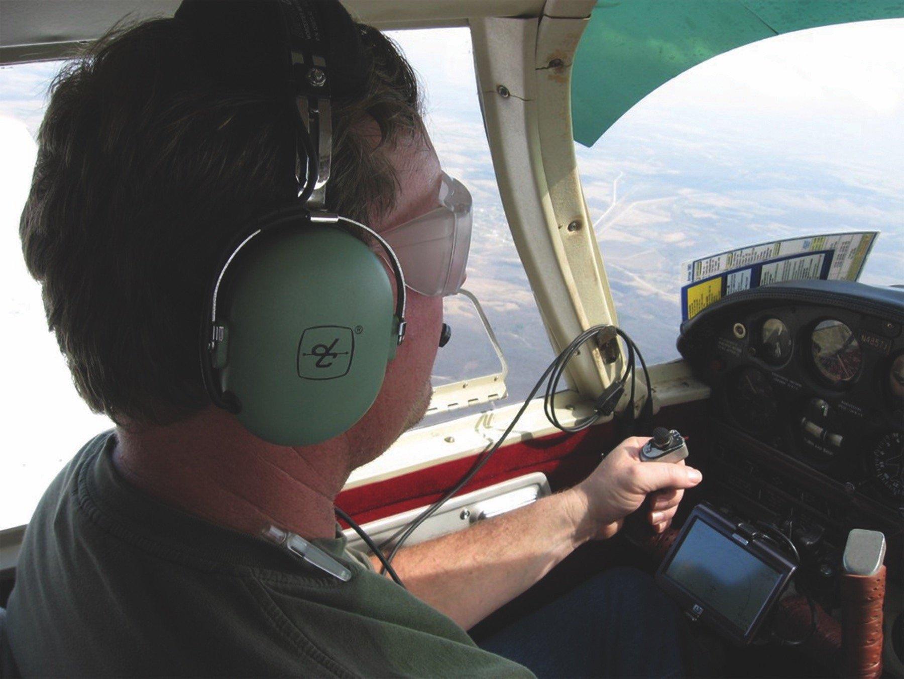 PilotWithFoggles