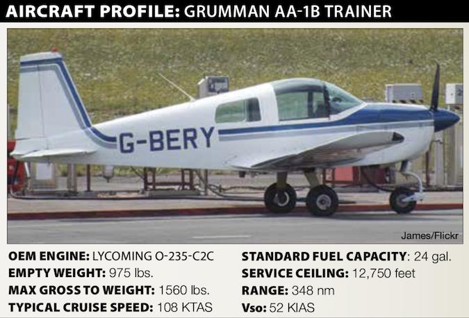 19 aircraft profile